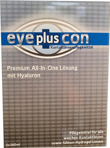 Eyepluscon Premium All in One-Pflege mit Hyaloron
